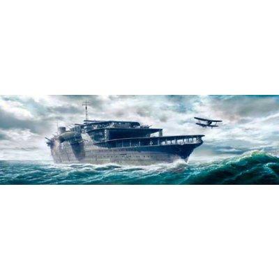 Maquette bateau: Porte-avions Akagi - Hasegawa-43220