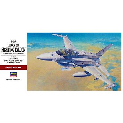 Maquette avion: PT 44 F-16F Block 60 - Hasegawa-07244