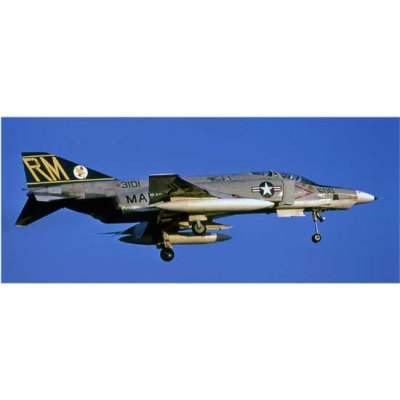 Maquette avion: RF-4B Phantom II VMCJ-1 - Hasegawa-00935