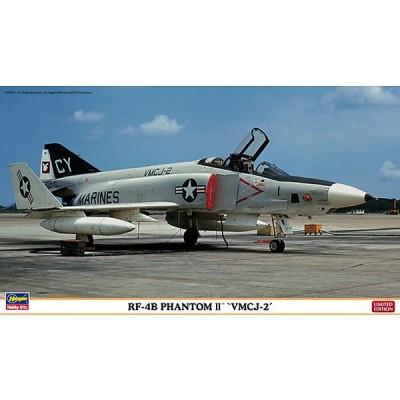 Maquette avion: RF-4B VMCJ-2 - Hasegawa-01922