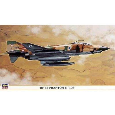 Maquette avion: RF-4E Phantom II IDF - Hasegawa-00823