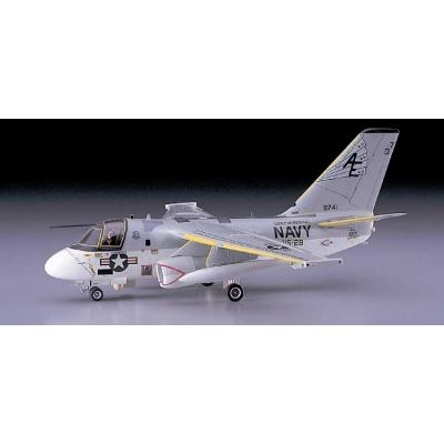 Maquette avion: S-3A Viking  - Hasegawa-00537