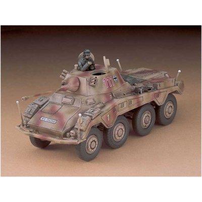 Maquette Sd.Kfz. 234/2 8-rad Schwere Panzerwagen