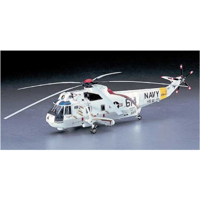 Maquette hélicoptère: SH-3H Seaking - Hasegawa-07201