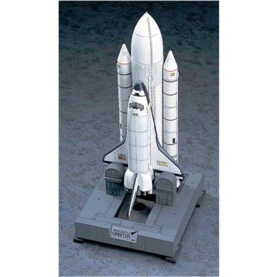 Maquette navette : Space Shuttle & Booster  - Hasegawa-10729