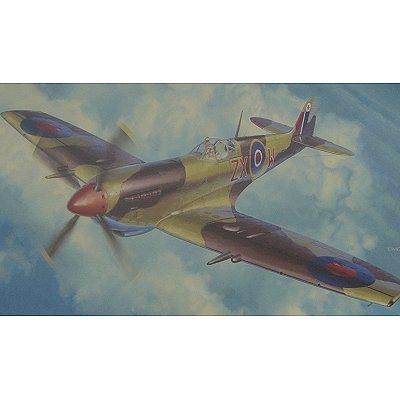 Maquette avion: Spitfire MK.VIII - Hasegawa-09081