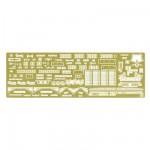 Maquette bateau: IJN Battleship Nagato Detail-up Parts Super