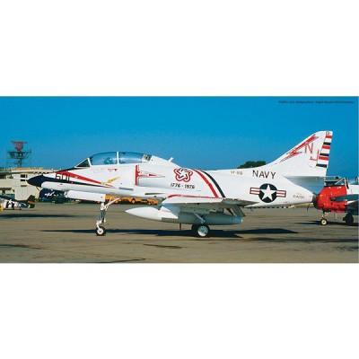 Maquette avion: TA-4J Skyhawk Bicentennial: Limited Edition - Hasegawa-09901