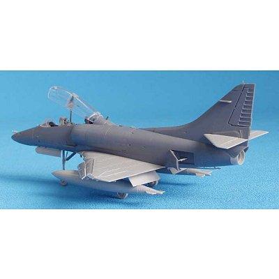 Maquette avion: TA-4J Skyhawk Biplaces - Hasegawa-07243