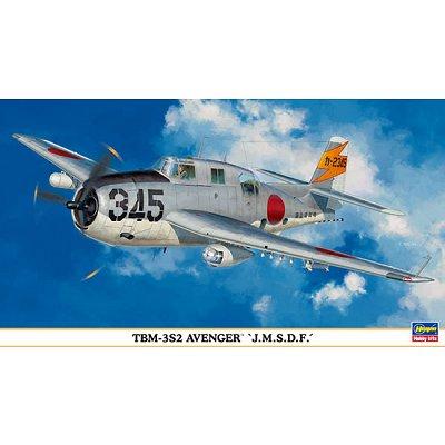 Maquette avion: TBM-3S2 Avenger - Hasegawa-00984