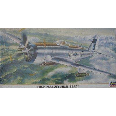 Maquette avion: Thunderbolt MK.II SEAC - Hasegawa-09598