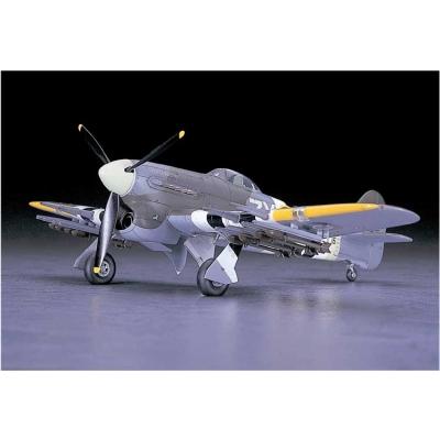 Maquette avion: Typhoon Normandie - Hasegawa-09060