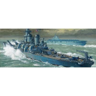 Maquette bateau: U.S. Navy Battleship USS Missouri - Hasegawa-40114