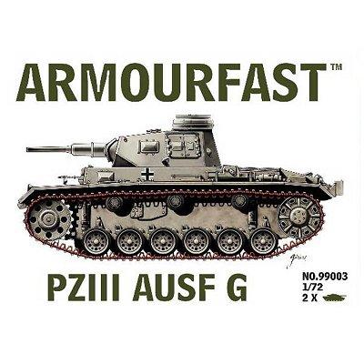 Maquette Char: Panzer III Medium Tank - Hät-99003