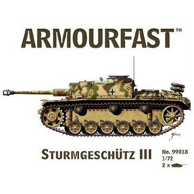 Maquette Char: STUG III - Hät-99018