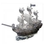 Puzzle 3D : 101 pièces : Le bateau de pirates