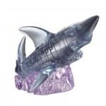 Puzzle 3D : 37 pièces : Requin