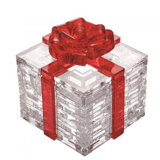 Puzzle 3D : 38 pièces : Cadeau - RDP-PO-59136