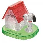 Puzzle 3D : 50 pièces : La maison de Snoopy