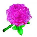 Puzzle 3D - 44 pièces : Rose
