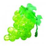 Puzzle 3D - 46 pièces - Grappe de raisin : Vert