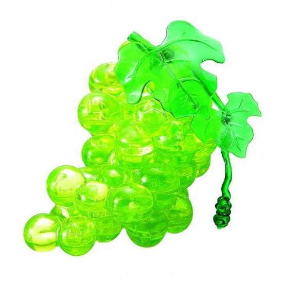 Puzzle 3D - 46 pièces - Grappe de raisin : Vert - RDP-PO-59117