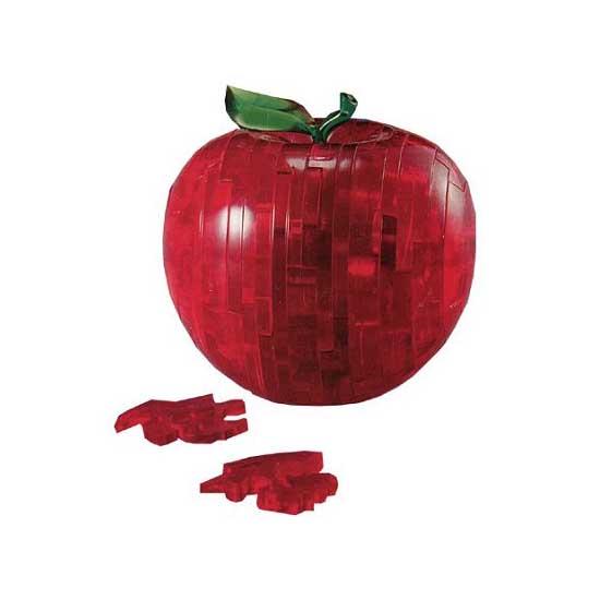Puzzle 3D - 44 pièces - Belle Pomme Rouge - RDP-PO-103005