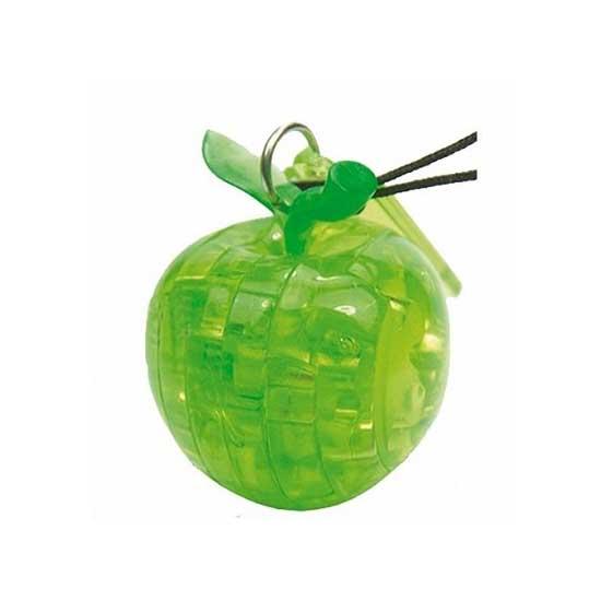 Puzzle 3D - 13 pièces - Mini Pomme verte - RDP-PO-109303V