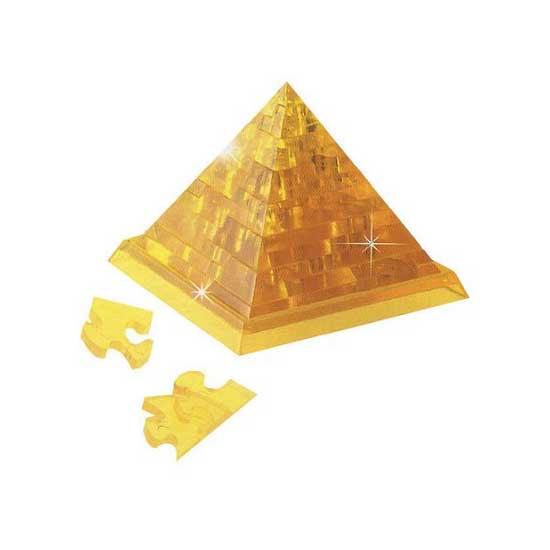 Puzzle 3D - 38 pièces - Pyramide - RDP-PO-103002