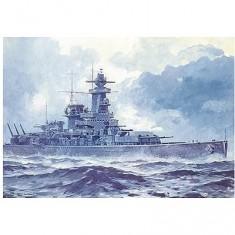 Maquette bateau: Admiral Graf Spee