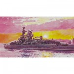 Maquette bateau: Admiral Scheer