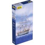 Maquette bateau: Amerigo Vespucci
