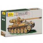 Maquette Char: AMX 13/105
