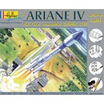 Maquette fusée Ariane IV: Ma première maquette