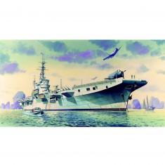 Maquette bateau: Porte-avions Arromanches - HMS Colossus