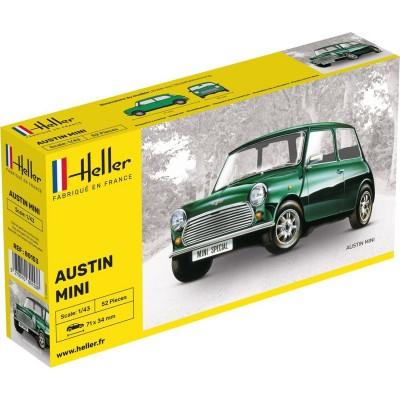 Maquette voiture: Austin Mini - Heller-80153