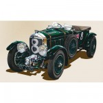 Maquette voiture : Bentley 4.5 L Blower