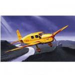 Maquette avion: Caudron C635 Simoun