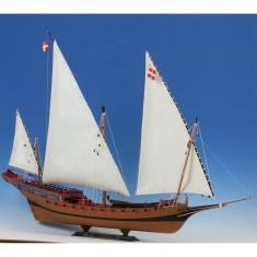 Maquette bateau: Chebec