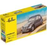 Maquette voiture: Citroën 2 CV