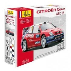 Maquette voiture : Kit complet: Citroën Xsara WRC '05