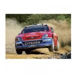 Maquette voiture : Citroën Xsara WRC 05