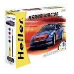 Maquette voiture : Kit complet: Citroën Xsara WRC '06