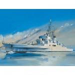 Maquette bateau: Colbert