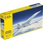 Maquette avion: Concorde Air France