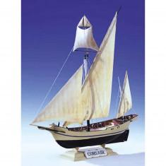 Maquette bateau: Corsair
