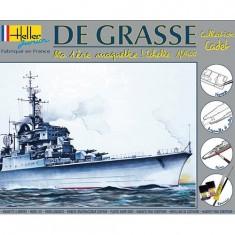 Maquette bateau: Croiseur De Grasse: Ma première maquette