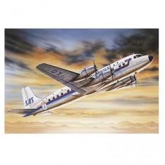 Maquette avion: DC6 Super Cloudmaster
