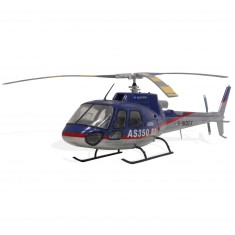 Maquette hélicoptère : Eurocopter AS 350 B3 Everest