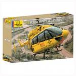 Maquette hélicoptère: Eurocopter EC 145 Adac